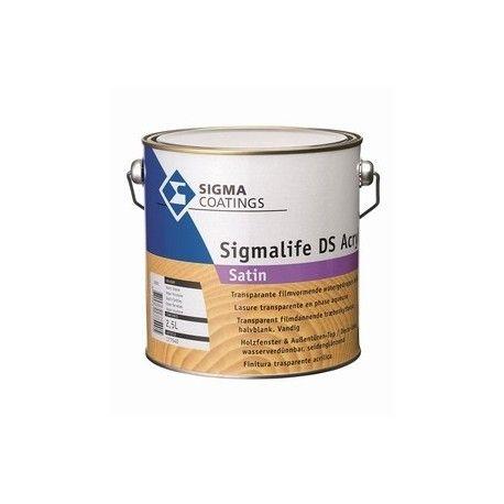 Sigmalife DS ACRYL houtbeits zijdeglans
