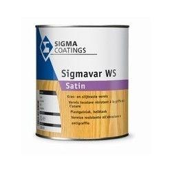 Sigmavar WS Satin zijdeglansvernis ACRYL