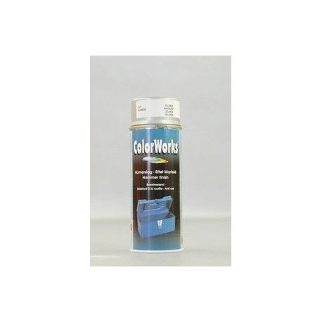 Spuitbus COLORWORKS Hamerslag 400 ml