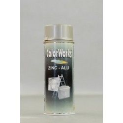 Spuitbus COLORWORKS Zinc 400 ml