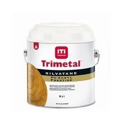 Trimetal 2-cc vernis Silvatane PU ACRYL PRESTIGE mat