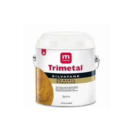 Trimetal 2-cc vernis Silvatane PU ACRYL PRESTIGE satin