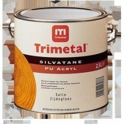 Trimetal vernis Silvatane PU acryl satin