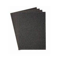 vel schuurpapier zwart